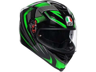 AGV Hurricane 2 Green
