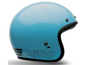 Custom 500 RETRO BLUE