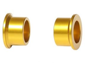 RMZ Gold Wheel Spacers - REAR