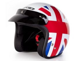 OPEN FACE UNION JACK