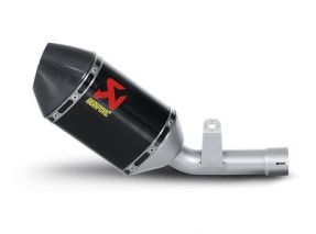 AKRAPOVIC Carbon Silencer