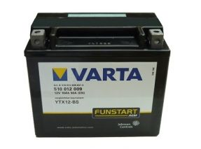 Battery - YTX12 BS